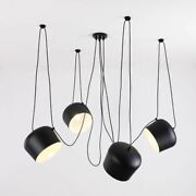 Modern Industrial Pendant Lights For Dining Room Fixtures Led Hanging Lamp Decor