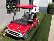 Golf Cart Car Mold For 57 Chevy To Fit Club Car Ds