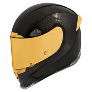 Icon Airframe Pro Carbon Mens Street Dot Road Riding Motorcycle Helmets