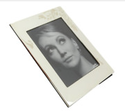 Christofle Marly Silver Plated 5 X 7 Photo Frame 5034
