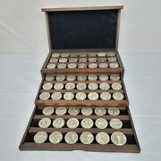 Sterling Silver Longines Symphonette Society Great American Triumphs Medals