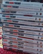 Complete Set 1 Thru 12 Big Bang Theory Excellent Cond. Boxes, Covers, Booklets
