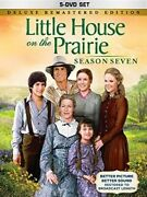 Little House On The Prairie Season 7 New 5 Dvd Set Deluxe Remastered Edition