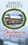 Christmas In Cornwall Center Point Large Print By Willett Marcia Book The