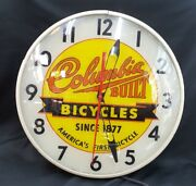 Vintage Pam Columbia Built Bicycles Since 1877 Americas First Bicycle Wall Clock