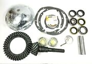1940 To 1954 Chevy 1/2 Ton Pickup High Speed 3.551 Ring And Pinion Full Kit