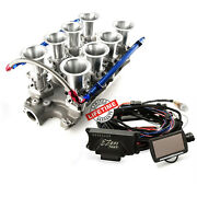 Ford Sb 289 302 Windsor Manifold And 30404 Fast Ez-efi 2.0 Fuel Injection System