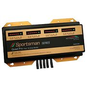 Pro Charging Ss4 Sportsman Series Battery Charger 10/40 Amp 1/4bank 12/48v