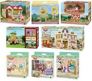 Sylvanian Families Toy Playsets