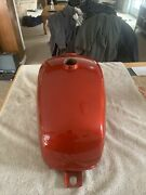 Suzuki Gt250 Nos Gas Tank For The 75 Model May Fit Other Models