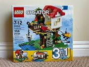 Lego 31010 Creator Treehouse Brand New In Sealed Box Retired