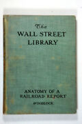 The Anatomy Of A Railroad Report And Ton-mile Cost - Antique Railroad Finance
