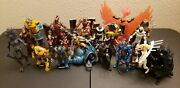 Marvel Legends Loose Lot 17 Figures Total, All Complete, Great Conditon