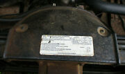 1971 Chevrolet Truck Radiator Cooling Fan Guard With Specification Tag 69 70