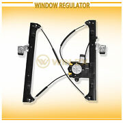 Front Left Power Window Regulator And Motor Assembly Fit Gmc Chevy Saab Olds Suv