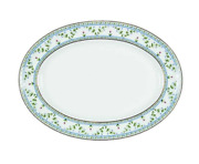 Raynaud Limoges Heloise Oval Platter 16 Inch 5141