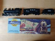 Athearn Ho Scale Locomotive And Car Set Illinois Central Bando With Box