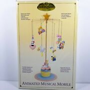 Mr. Christmas Animated Musical Mobile - Gold Label Collection - Baby Theme- 2003