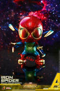Cosbaby Hot Toys Avengers Infinity War Cosb533 Iron Spider Aromr Man Figure Toy