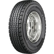 4 Continental Conti Hybrid Hd3 265/70r19.5 Load H 16 Ply Drive Commercial Tires