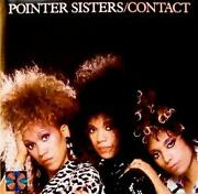 Pointer Sisters - Contact - Vinile - Usato