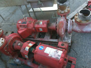 Bell And Gossett 1510 Bf Series Centrifugual Pump 25 Hp 5x4x11 675 Gpm 100and039 Head