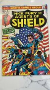 Nick Fury And His Agents Of Shield 1 2 3 4 5 Complete Series Lot Of 5