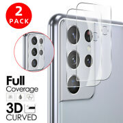 For Samsung Galaxy S21/s21+/s21 Ultra 5g Hd Camera Lens Glass Screen Protector