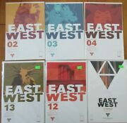 East Of West 2 3 4 12 13 And One Shot The World Image Comic Books