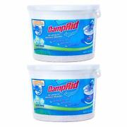 Damp Rid Moisture Absorbers Storage Bucket Dehumidifier For Rooms Cars 128 Oz