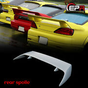 For Nissan Silvia 180sx S13 S14 S14a 326power Style Frp Fiber Rear Spoiler Wing