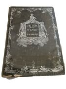 Rare Book Peter Pan Peter And Wendy By J.m Barrie 1911 First Edition