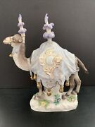 """Meissen Pfifer Period 1924-34 Camel 9"""" H X 7"""" L Perfect Condition Make Offer"""
