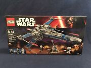 Lego 75149 Disney Star Wars Resistance X-wing Fighter - New Sealed And Retired.
