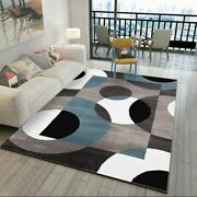 Area Rugs Rectangular Carpets For Living Room Home Decoration Modern Nordic Mats