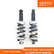 Front Shock Absorbers For 2009-2015 Audi R8 420412019aj 420412020aj Left Right