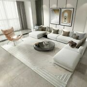Modern Carpets Area Rugs Nordic Frosty Style For Living Rooms Bedroom Floor Mats