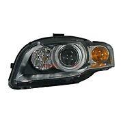 New Hid Head Light Assembly Right Fits 2005-2009 Audi A4 Quattro 8e0941030bd