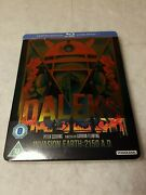 Daleks Invasion Earth 2150 Ad Steelbook Blu Ray Uk Sold Out Limited Sealed