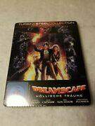 Dreamscape Steelbook Blu Ray German Limited Edition Sold Out Sealed