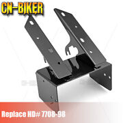 Front Fairing Radio Caddy Brackets Replace For 1998-2013 Harley Road Glide Fltr