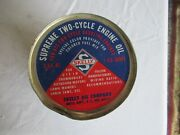 Vintage Unopened Quart Skelly Supreme Two Cycle Oil Can Lot 21-15
