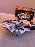 Lego Star Wars The Ghost Ship With 3 Minifigures 75053 Includes Original Manualandnbsp
