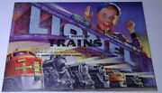 New 1952 Lionel Catalog Rare House Of Trains Issue Mint Condition