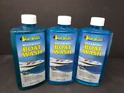 Two 2star Brite Boat Wash Concentrat Cleans All Marine Surfaces Free Shipping