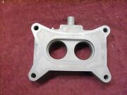 1972 Ford Mustang Torino Galaxie 302 Carburetor Spacer Plate Nos D2oz-9a589-a