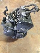 2013 Yamaha Fz600r Mororcycle Complete Engine 13k Miles Great Excellent Conditio