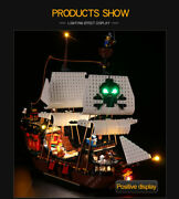 Light For Creator Pirate Ship Building Blocks Model Compatible With Lego 31109