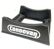 Cordovan Tire Dealer Display Stand Black Plastic New Old Stock Stand