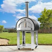 Harrier Arvo Pizza Oven [large]   Proffesional Wood Fired Oven Andndash Garden/outdoors